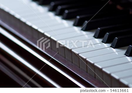 피아노 건반 54613661