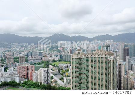 To Kwa Wan ,hong kong 23 June 2019 54617705