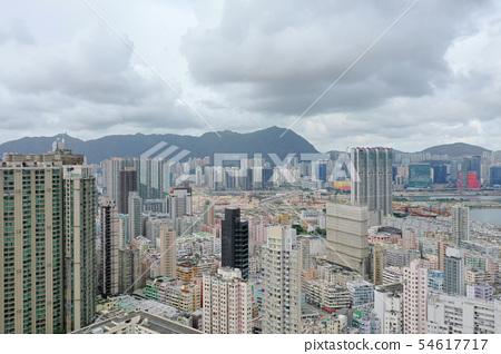 To Kwa Wan ,hong kong 23 June 2019 54617717