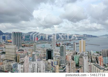 To Kwa Wan ,hong kong 23 June 2019 54617718