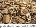 삼나무 칩 54618690