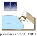 少婦媽媽深度睡眠 54619014