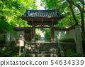 Kyoto Higashiyama Ward's next visit to the temple (Tosen Temple at Sensuiji Temple) 54634339