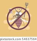 no mosquito sign 54637564