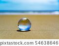 지구의 이미지 사진 필리핀 빤고라오 해변 54638646