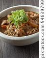 Braised stew 54639799