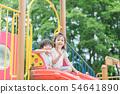 孩子們玩玩具 54641890