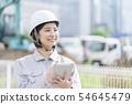 女工领域监督员工作服 54645479