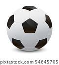 Soccer ball 54645705
