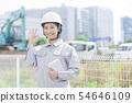 女工领域监督员工作服 54646109