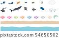 熱帶海零件傳染媒介 54650502