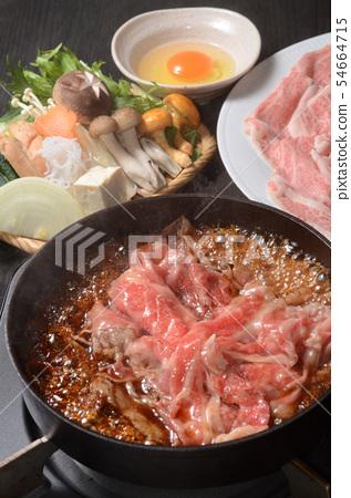 壽喜燒鐵鍋 54664715