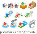 마이 홈 주택 주택 재해 자연 재해 피해 이미지 세트 54665463