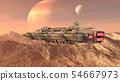 太空飛船 54667973