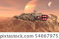 太空飛船 54667975