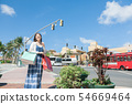 해외 여행 이미지 관광 쇼핑 54669464