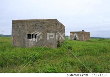 일본군이 남긴 토치카 54671398