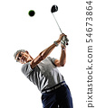 Golfer, Golf, Senior 54673864