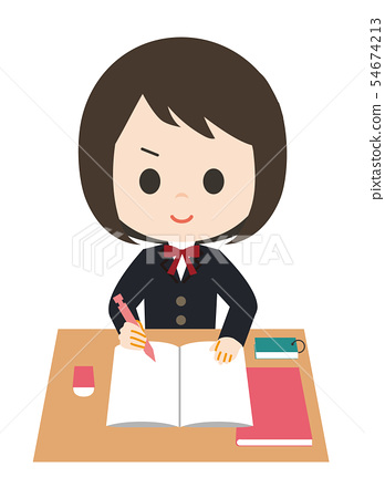 여자 공부 의욕 54674213