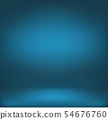 Blue gradient abstract background 54676760
