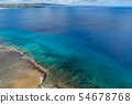 Coral reefs in Guam 54678768