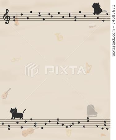 貓腳印音樂 54683651