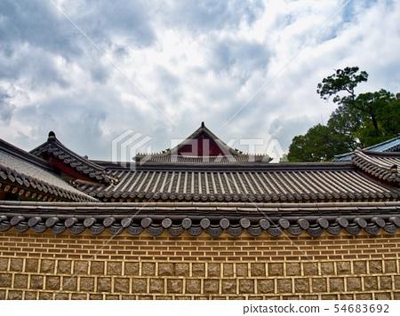한국의 전통궁전 창덕궁 54683692