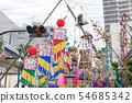 เทศกาลคานางาวะโชนันฮิราตสึกะทานาบาตะ 54685342