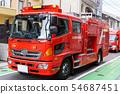 消防车 54687451