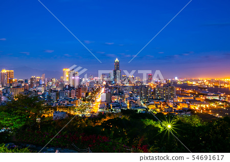 臺灣高雄壽山公園Kaohsiung Shoushan Park, Taiwan, Asia 54691617