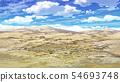 藍天,雲彩和原野04_12 54693748