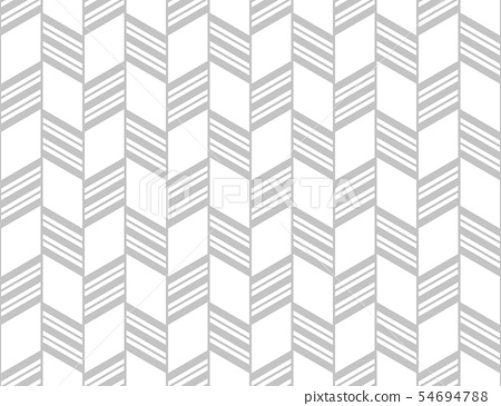 Abstract geometric pattern with stripes, lines. 54694788