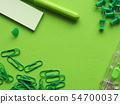 Green office utensils 54700037