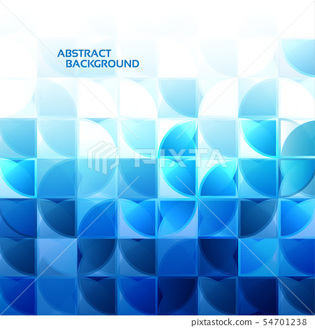 Modern geometrical abstract background 54701238