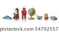 鐵皮玩具 54702557