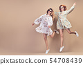 dance, shopping, sunglasses 54708439