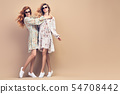 woman, shopping, sunglasses 54708442