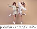 woman, dance, shopping 54708452