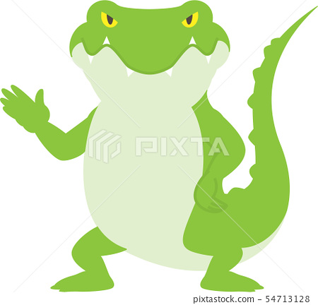 Alligator Character Guide 54713128