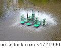 Turbine water treatment, Fill oxygen into water 54721990