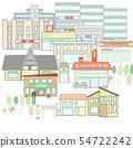 城市景观 54722242