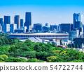 東京新國家體育場※2019年5月拍攝 54722744
