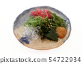 Seaweed salad 54722934