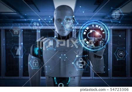 Cloud computing technology 54723306
