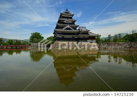 Nagano Prefecture Matsumoto Castle 54725230