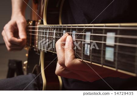 기타연주 54729435