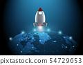 space shuttle launch 54729653