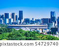 東京新國家體育場※2019年5月拍攝 54729740