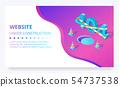 404 error web site under construction page 54737538