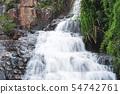 Datanla waterfall in Da Lat, Vietnam. 54742761